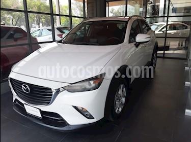 Foto venta Auto usado Mazda CX-3 i Sport 2WD (2017) color Blanco Cristal precio $245,000