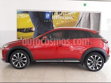 Mazda CX-3 5P I GRAND TOURING 2.0L TA PIEL QC RA-18 usado (2019) color Rojo precio $356,380