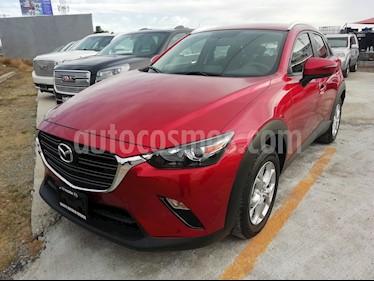 Mazda CX-3 i 2WD usado (2019) color Rojo precio $298,000