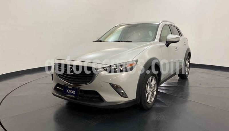 Mazda CX-3 i Sport 2WD usado (2017) color Gris precio $272,999