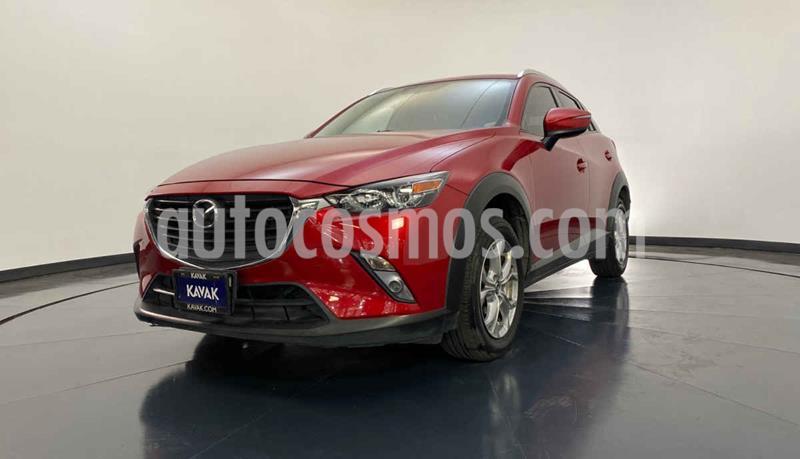 Mazda CX-3 i Sport 2WD usado (2017) color Rojo precio $274,999