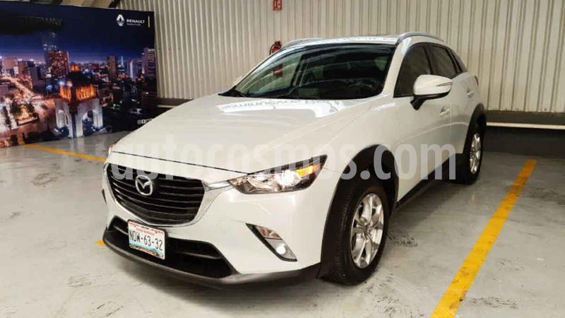 Mazda CX-3 i Sport 2WD usado (2017) color Blanco precio $239,000