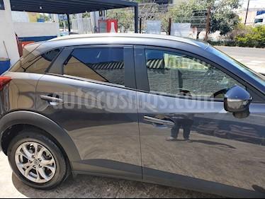 Mazda CX-3 i Grand Touring usado (2017) color Gris precio $235,000
