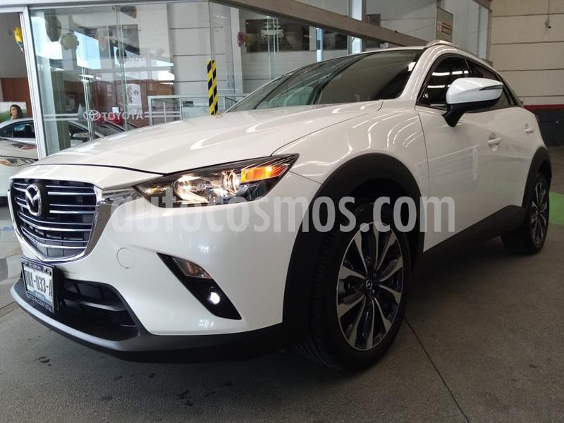Mazda CX-3 i Sport 2WD usado (2019) color Blanco precio $309,000