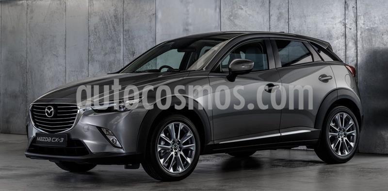Mazda CX-3 i Grand Touring usado (2017) color Gris precio $275,000