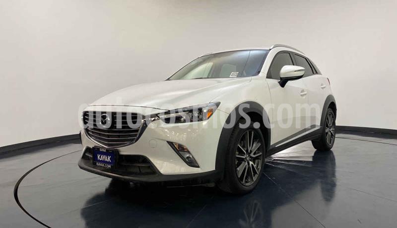 Mazda CX-3 i Grand Touring usado (2017) color Blanco precio $292,999