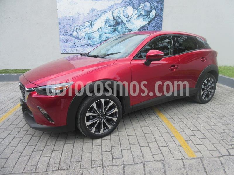 Mazda CX-3 i Sport 2WD usado (2020) color Rojo precio $339,000