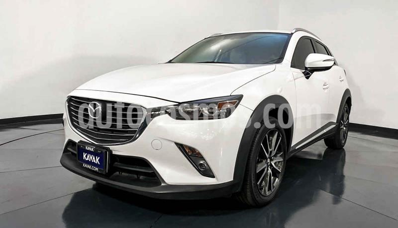 Mazda CX-3 i Grand Touring usado (2016) color Blanco precio $274,999