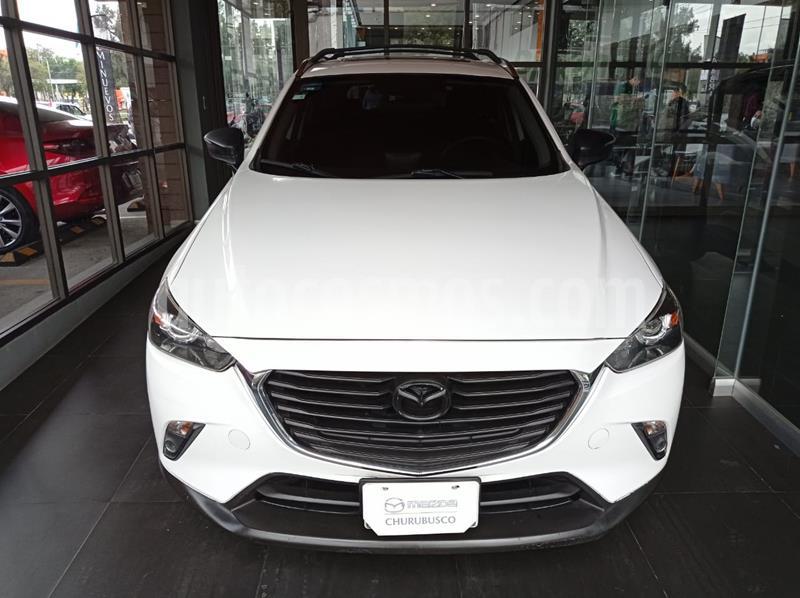 Mazda CX-3 i Sport 2WD usado (2017) color Blanco precio $233,000