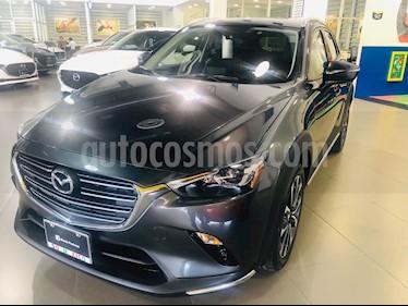 Mazda CX-3 i Grand Touring usado (2020) color Gris Titanio precio $407,900