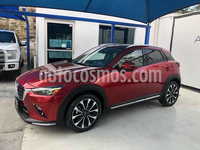 Mazda CX-3 i Grand Touring usado (2019) color Rojo precio $325,000