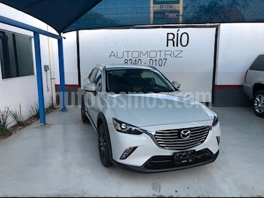 Mazda CX-3 i Grand Touring usado (2018) color Blanco precio $309,000