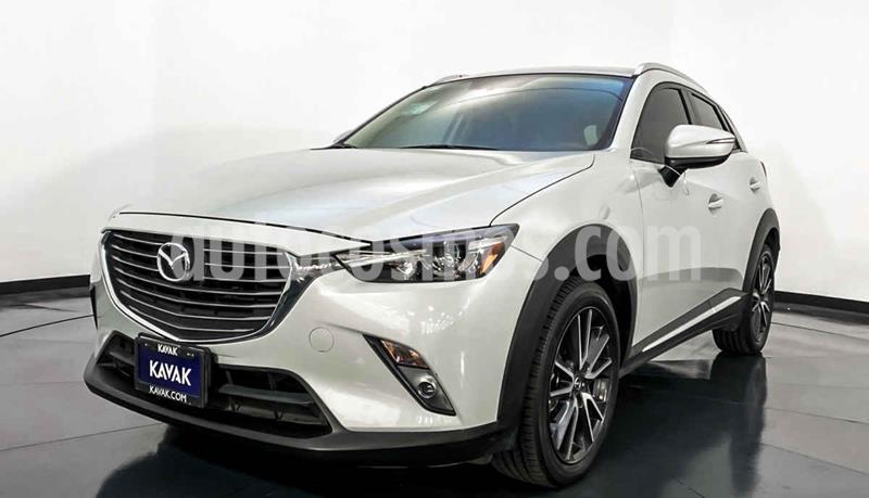 Mazda CX-3 i Grand Touring usado (2018) color Gris precio $312,999