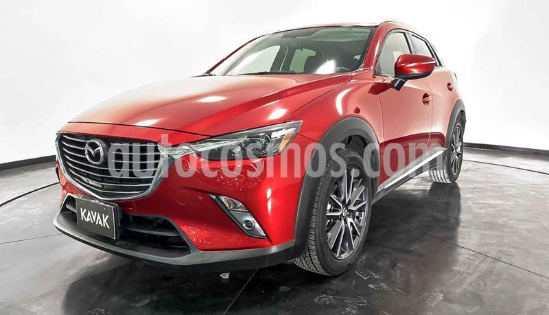 Mazda CX-3 i Grand Touring usado (2018) color Rojo precio $317,999