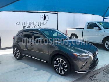 Mazda CX-3 i Grand Touring usado (2019) color Gris precio $329,000