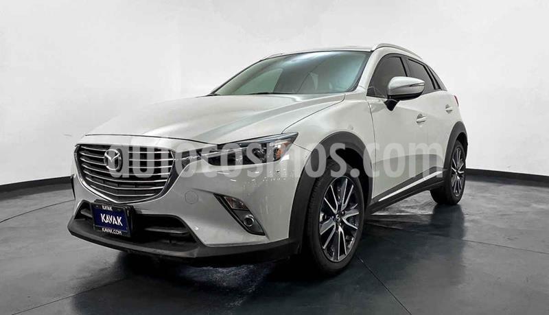 Mazda CX-3 i Grand Touring usado (2018) color Gris precio $317,999