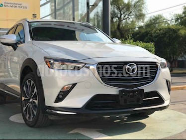 Mazda CX-3 i Grand Touring usado (2019) color Plata precio $333,990