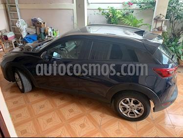 Mazda CX-3 i Sport 2WD usado (2017) color Azul Marino precio $220,000