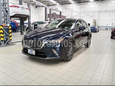 Mazda CX-3 5p i Grand Touring L4/2.0 Aut usado (2016) color Azul Marino precio $259,000