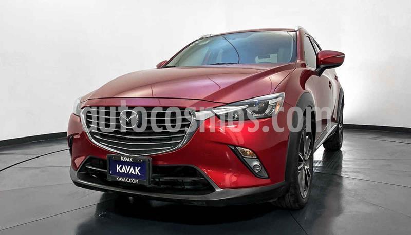 Mazda CX-3 i Grand Touring usado (2017) color Rojo precio $289,999