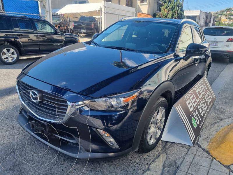 Foto Mazda CX-3 i Sport 2WD usado (2017) color Azul precio $288,000