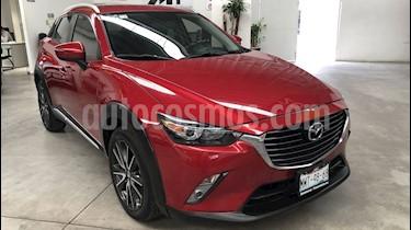 Mazda CX-3 i Grand Touring usado (2016) color Rojo precio $235,000