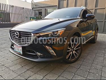 Mazda CX-3 i Grand Touring usado (2018) color Negro precio $290,000