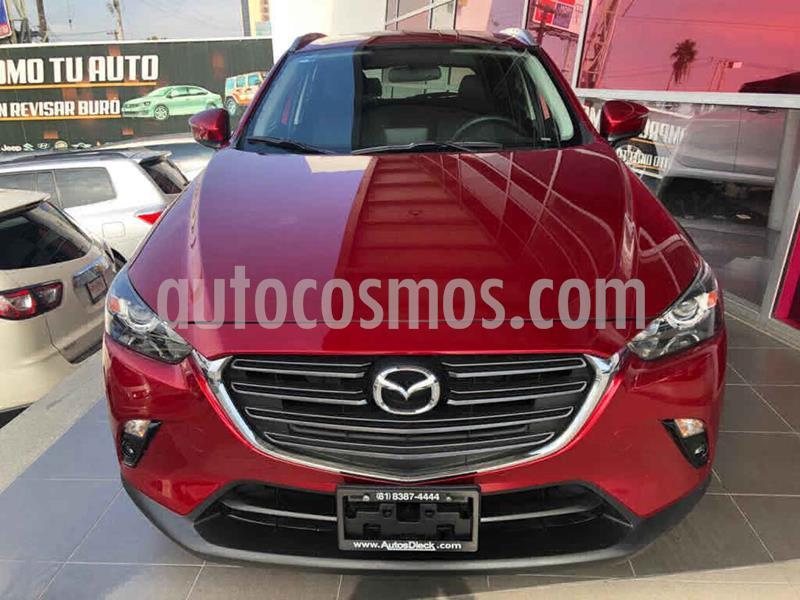 Mazda CX-3 i Sport 2WD usado (2019) color Rojo precio $325,000