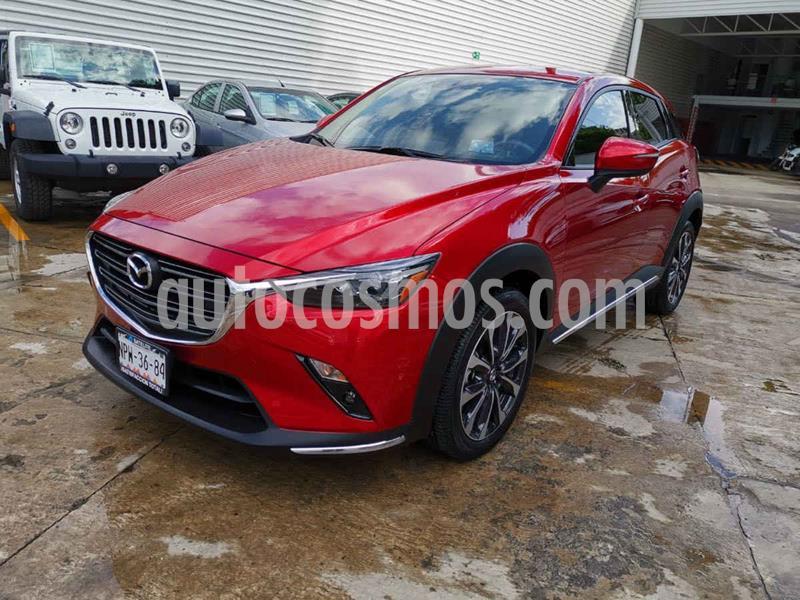 Mazda CX-3 i Grand Touring usado (2020) color Rojo precio $350,000