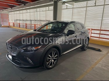 Mazda CX-3 i Grand Touring usado (2016) color Gris Meteoro precio $259,000