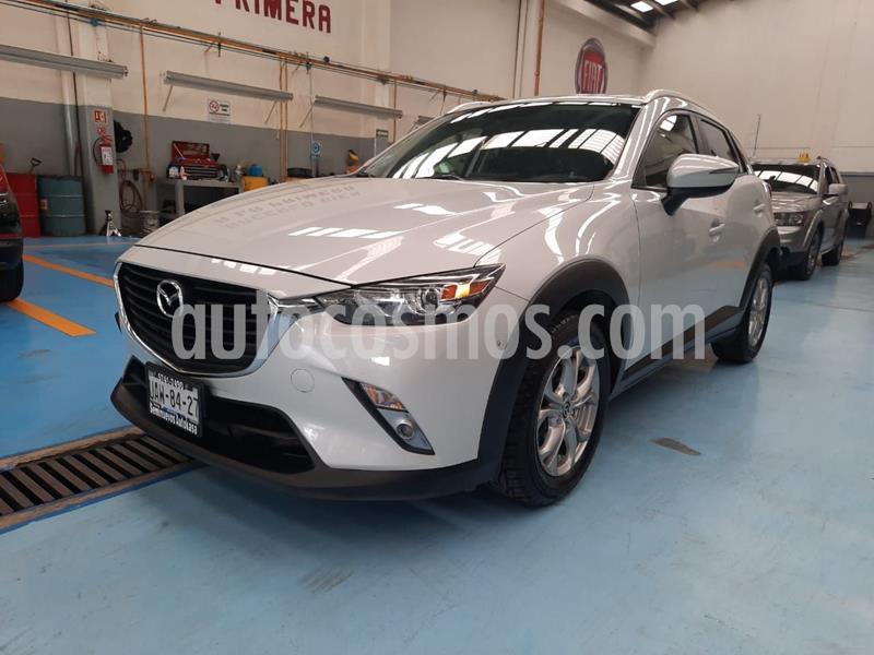 Mazda CX-3 i Sport 2WD usado (2017) color Blanco precio $250,000
