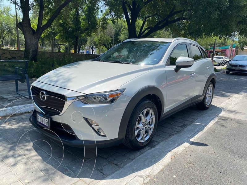 Foto Mazda CX-3 i Sport 2WD usado (2017) color Blanco precio $309,900