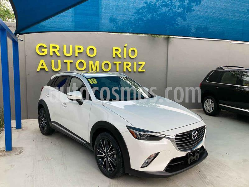 Mazda CX-3 i Grand Touring usado (2018) color Blanco precio $289,000