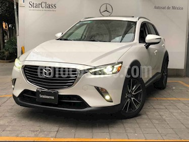 Mazda CX-3 i Grand Touring usado (2017) color Blanco precio $285,000