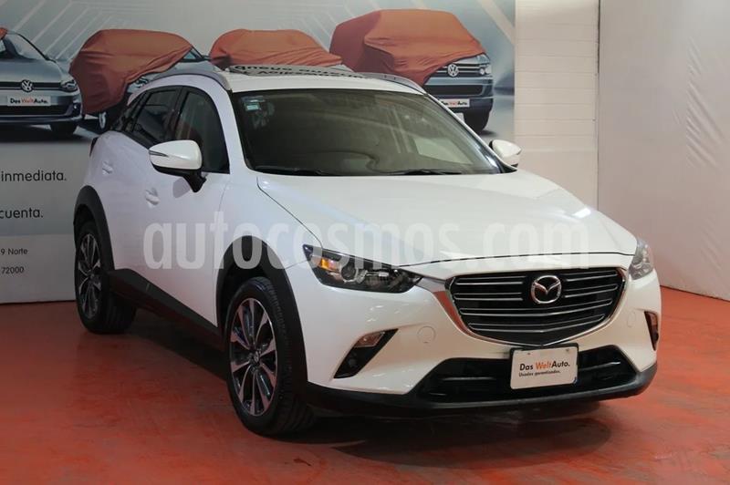 Mazda CX-3 i 2WD usado (2019) color Blanco precio $307,000