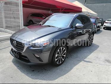 Mazda CX-3 i Sport 2WD usado (2019) color Gris precio $310,000