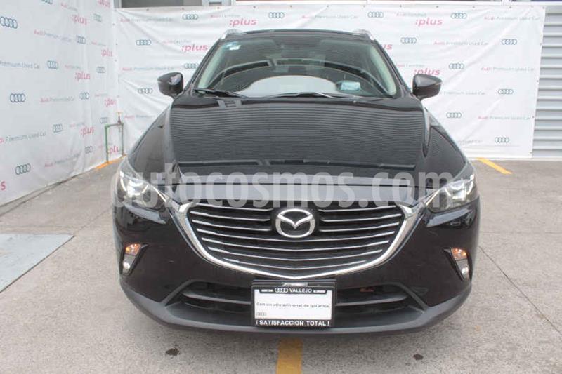 Mazda CX-3 i Grand Touring usado (2017) color Negro precio $240,000