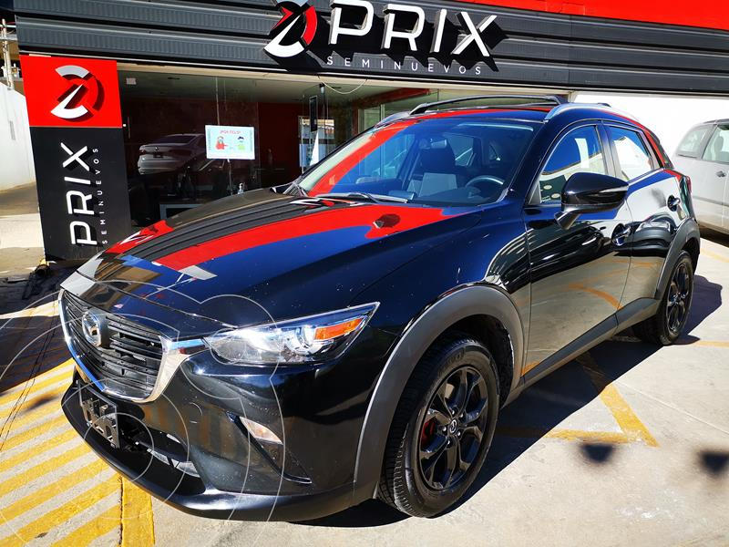 Foto Mazda CX-3 i 2WD usado (2019) color Negro precio $295,000
