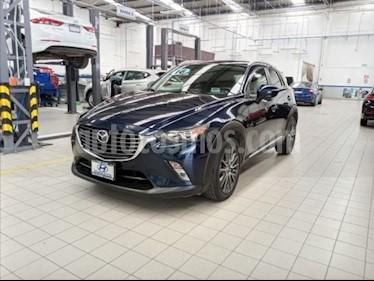 Mazda CX-3 i Grand Touring usado (2016) color Azul Marino precio $259,000