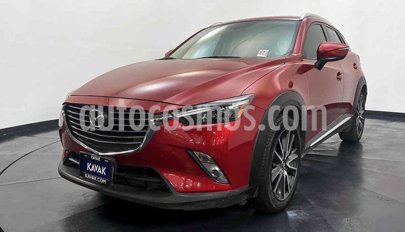Mazda CX-3 i Grand Touring usado (2018) color Rojo precio $307,999