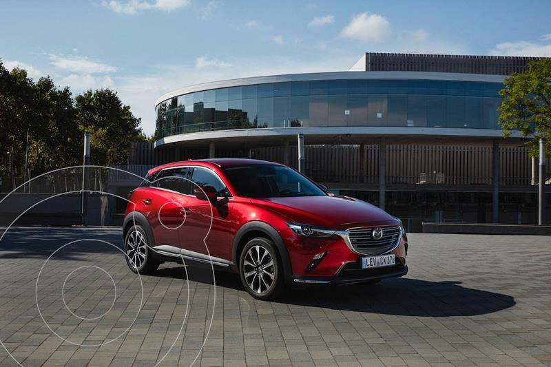 Foto Mazda CX-3 i Sport  nuevo color Rojo precio $392,900