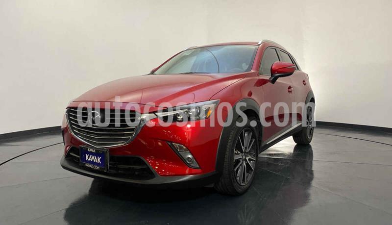 Mazda CX-3 i Grand Touring usado (2018) color Rojo precio $304,999