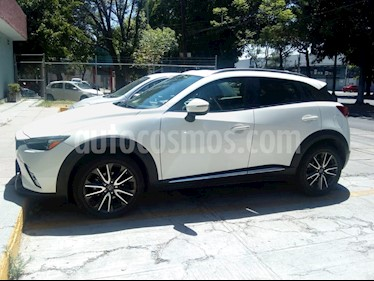 Mazda CX-3 i Grand Touring usado (2017) color Blanco precio $280,000