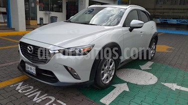 Mazda CX-3 5P I SPORT 2.0L TA QC RA-16 usado (2017) color Blanco precio $250,000