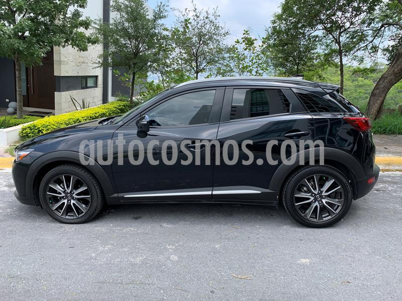 Mazda CX-3 i Grand Touring usado (2017) color Negro precio $249,000