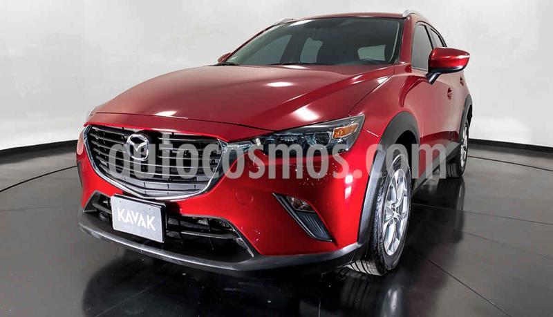 Mazda CX-3 i 2WD usado (2018) color Rojo precio $287,999