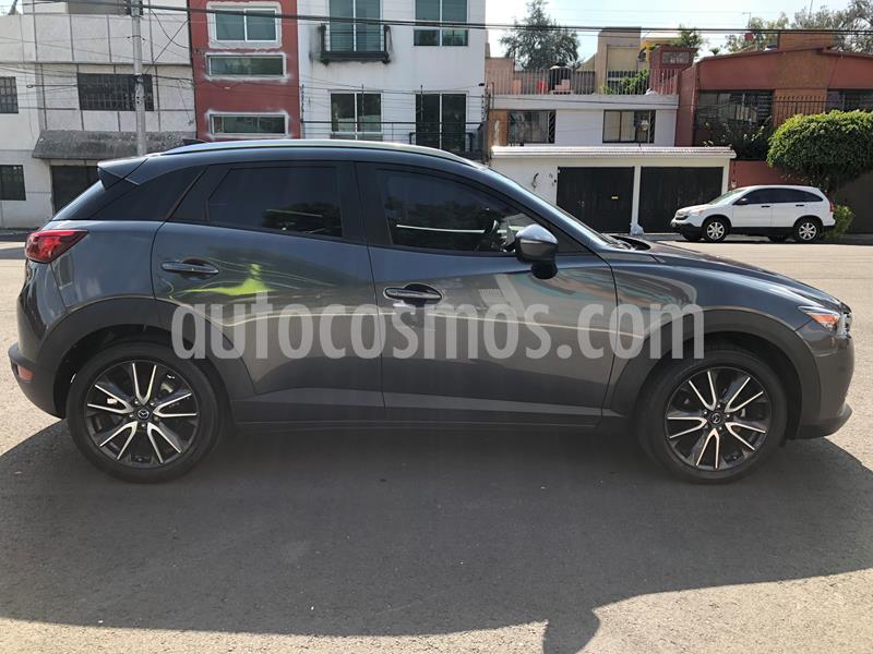 Mazda CX-3 i Sport 2WD usado (2018) color Gris Meteoro precio $286,000