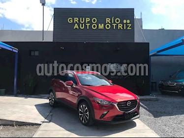 Mazda CX-3 i Sport 2WD usado (2019) color Rojo precio $329,000