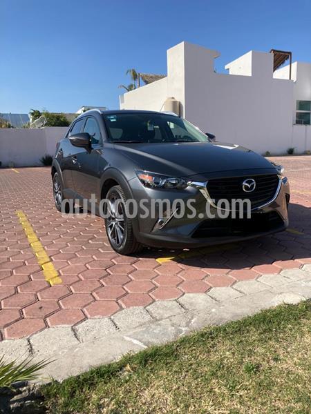 Mazda CX-3 i Sport 2WD usado (2018) color Gris Meteoro precio $285,000