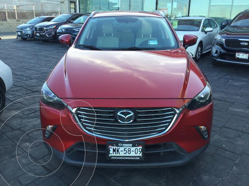 Foto Mazda CX-3 i Grand Touring usado (2017) color Rojo Cobrizo precio $258,000